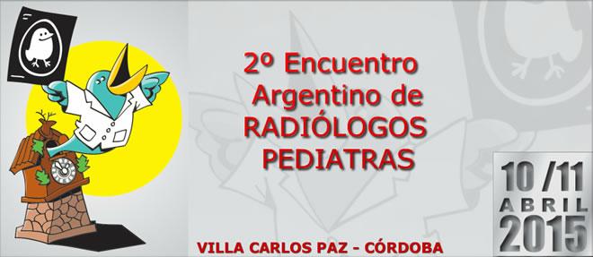 Encuentro Argentino de Radiólogos Pediatras