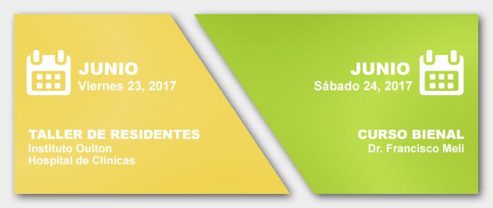 Taller de Residentes y Curso Bienal - Junio 2017
