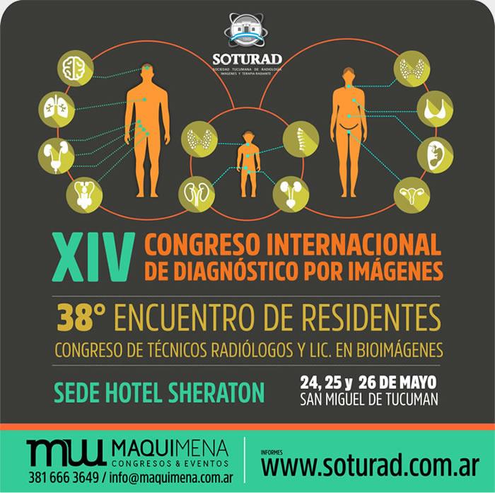 XIV Congreso Internacional de Diagnóstico por Imágenes - Tucumán 2018