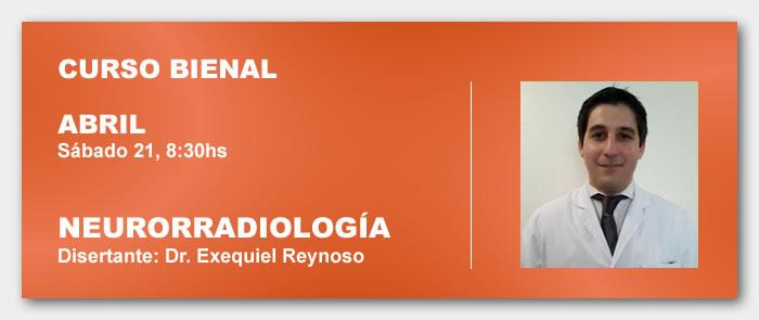 Curso Bienal Abril 2018 - Neurorradiología